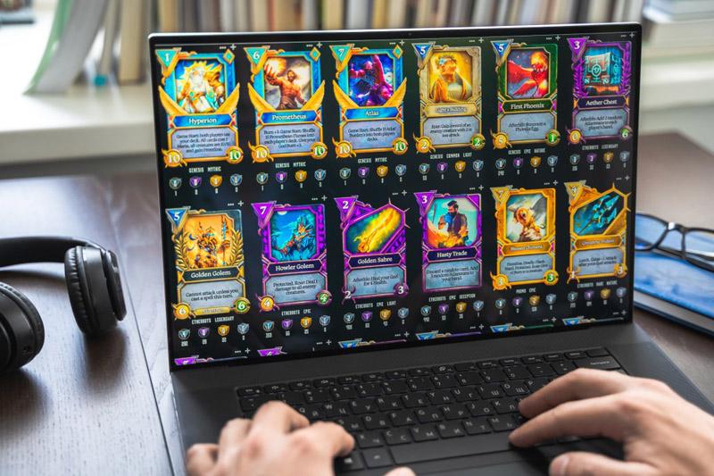 NFT non fungible token Games